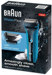Braun Rasierer WaterFlex Wet & Dry
